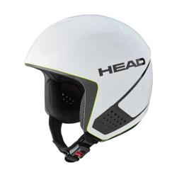 Head - Downforce White - Herren Helme - Größe: L (58-59 cm)