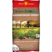 WOLF-Garten Natur Bio Rasendünger Herbst 18,9 kg