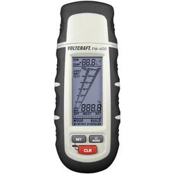 VOLTCRAFT FM-400 Materialfeuchtemessgerät Messbereich Baufeuchtigkeit (Bereich) 0.1 bis 24% vol Mes