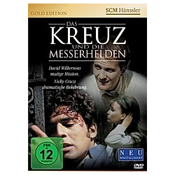 Das Kreuz und die Messerhelden - DVD  Filme