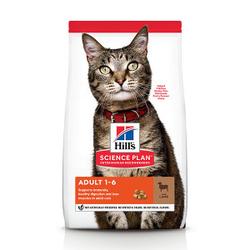 Hill's Adult Optimal Care Lamm Katzenfutter  10 kg