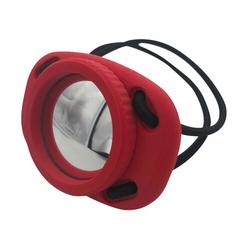 Nammu Tech - Handtauchspiegel - Rot