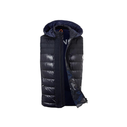 BOGNER Man Willis - Weste 50 navy