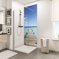 Schulte Duschrückwand Decodesign Steg 900 x 2100 mm