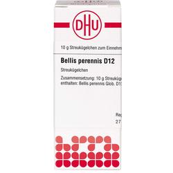 BELLIS PERENNIS D 12 Globuli 10 g