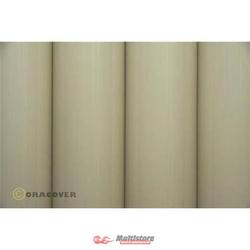 Oracover Bügelfolie Oracover cream (2 Meter) / X3011
