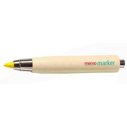 """Textmarker """"memo marker"""" gelb"""