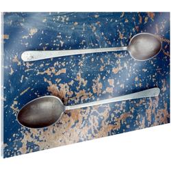 Art & Pleasure Acrylglasbild Spoon, Geschirr & Besteck