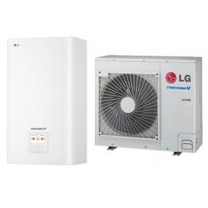 LG Wärmepumpe Therma V HU051.U42 + HN1616 5 kW