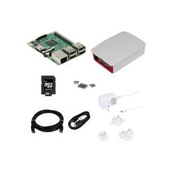 Raspberry Pi Foundation Raspberry Pi 3 Starter Kit Set2 Mini-PC (1.024 MB GB RAM)