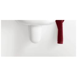 Villeroy & Boch Siphonverkleidung O.Novo Halbsäule, zum Verdecken des Sifons am Waschbecken