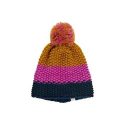 COLOR KIDS Bommelmütze Bommelmütze für Mädchen rosa 54