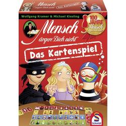 Schmidt Spiele Mensch ärgere Dich nicht Kartenspiel 75020