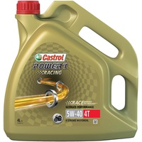 Castrol POWER 1 Racing 4T 5W-40 Motoröl 4 l
