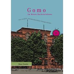 Gomo als Buch von Hans Troxler