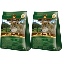 Wolfsblut Green Valley 2 x 15 kg