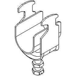 Niedax Dampfrohrschellen ER DRS 14 E3