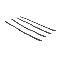 SW-Motech Fitting strap set voor staartzakken - 4 Fitting bandjes. Breedte 20 mm.