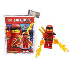 LEGO® Spielfigur Lego® Ninjago Legacy Minifiguren - Figur Kai 2, (Set)