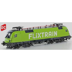 Jägerndorfer JC28180 H0 E-Lok BR182.505 Taurus Flixtrain