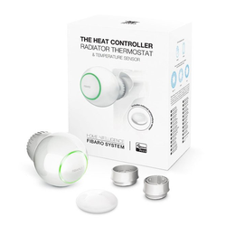 FIBARO Radiator Thermostat Starter Pack ZW5 EU