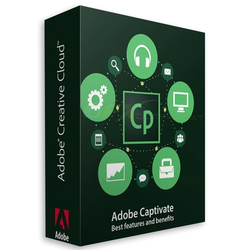 Adobe Captivate 2019 - 1 Jahr