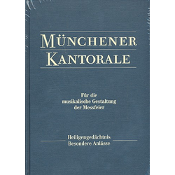 Münchener Kantorale Band 4: