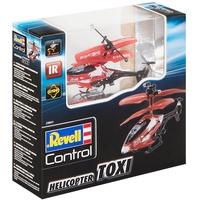 REVELL Helikopter Toxi 3CH RTF rot 23841