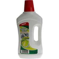 Reinex universeller Kalklöser, reine Citronensäure, 500 ml - Flasche
