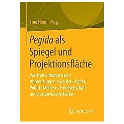 Pegida als Spiegel und Projektionsfläche - Buch