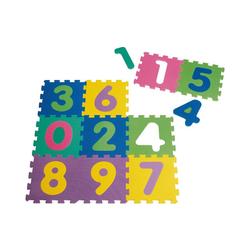 Playshoes Puzzlematte Puzzlematte 10 teilig, Puzzleteile