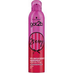 SCHWARZKOPF GOT2B 2 sexy volumisierendes Haarspray, 300 ml