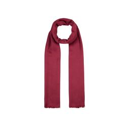 XL-Schal aus Modal und Wolle Codello dark red