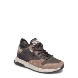 Palladium Ax_eon Army Niedrige Sneaker Braun PALLADIUM Braun 41