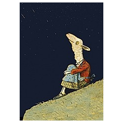 Sternenhimmel, Postkarten