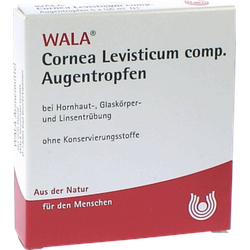CORNEA Levisticum comp.Augentropfen 5X0.5 ml