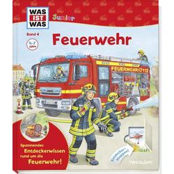 Was ist was Junior: Feuerwehr