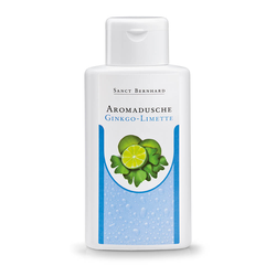 Aromadusche Ginkgo-Limette