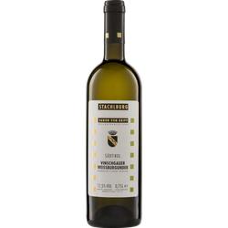 Vinschgauer Weissburgunder DOC 2019 Stachlburg Biowein