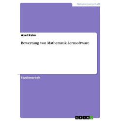 Bewertung von Mathematik-Lernsoftware