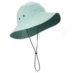 Arcteryx Sonnenhut ARCTERYX Sinsola Sonnenhut modischer Damen Hut mir Krempe und Zugband Kopfbedeckung Blau L/XL