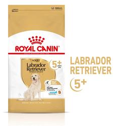 ROYAL CANIN Labrador Retriever Adult 5+ Trockenfutter für Hunde ab 5 Jahren 3kg