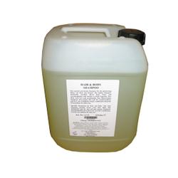 Sauvage Nachfüllkanister für Magic Bottle System, 10 l - Kanister, Hair & Body Shampoo mit Ginkgo-Aloe Vera