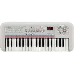 Tragbares Keyboard, 37 Tasten weiß