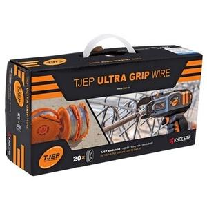 Bindetråd til Ultra Tjep 0 8MM elforzinket PK 20RL