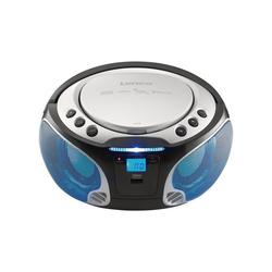 Lenco Lenco SCD-550 silber CD-Player