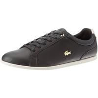 """Lacoste Sneaker, Rey Lace"""", Leder, edles Marken-Logo, für Damen"""