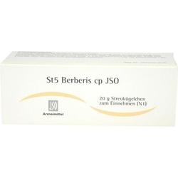 JSO St 5 Berberis cp Globuli 20 g