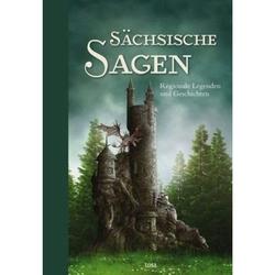SÄCHSISCHE SAGEN - Romane