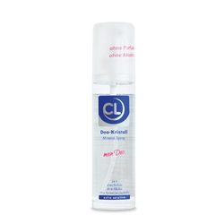 DEO KRISTALL Mineral Spray 75 ml